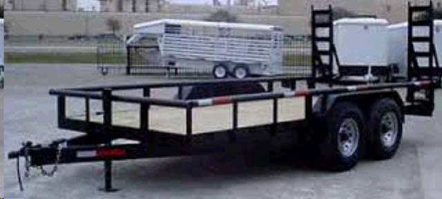 Where to find 16  EQUIPMENT TRAILER in Dallas