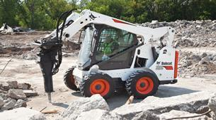 Where to find BOBCAT S570 SKID STEER in Dallas