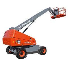 Where to find SKYJACK SJ45T 45  BOOM LIFT in Dallas