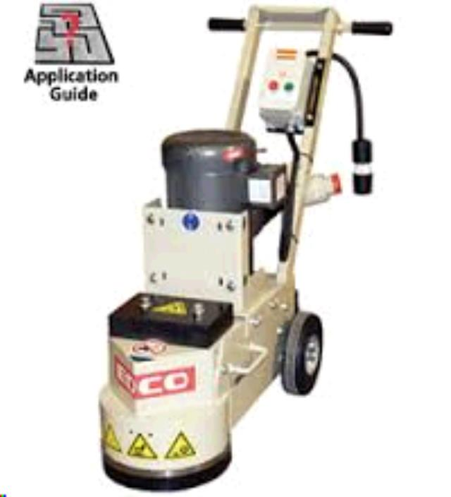 Where to find ELECTRIC CONCRETE GRINDER in Dallas