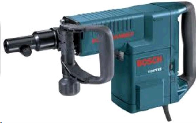 Where to find ELECTRIC CHIPPING HAMMER W 2 BITS in Dallas