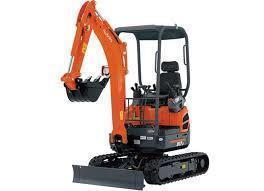 Where to find KUBOTA U17 6  EXCAVATOR in Dallas
