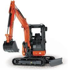 Where to find KUBOTA U35 10  EXCAVATOR in Dallas