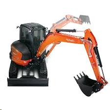 Where to find KUBOTA U55-4 12  EXCAVATOR in Dallas