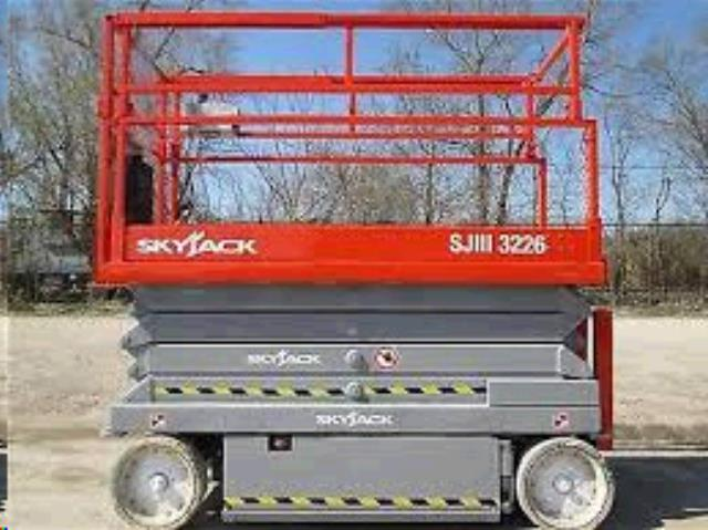 Where to find SKYJACK 3226 26  SCISSOR LIFT in Dallas