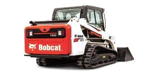 Where to find BOBCAT T450 TRACK SKID STEER in Dallas