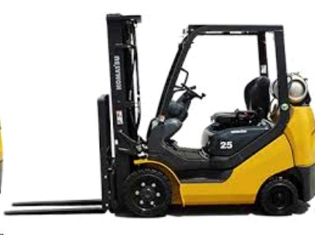 Where to find 5000  TRIPLE STAGE PROPANE FORKLIFT in Dallas