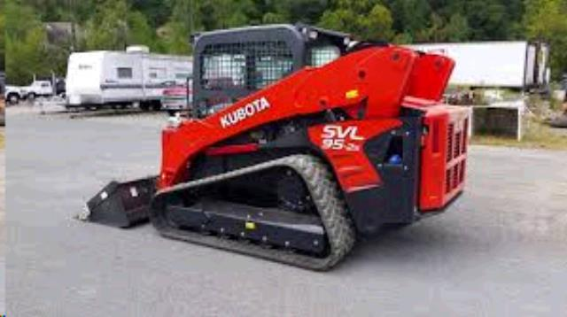Where to find KUBOTA SVL95-2S TRACK SKID STEER in Dallas