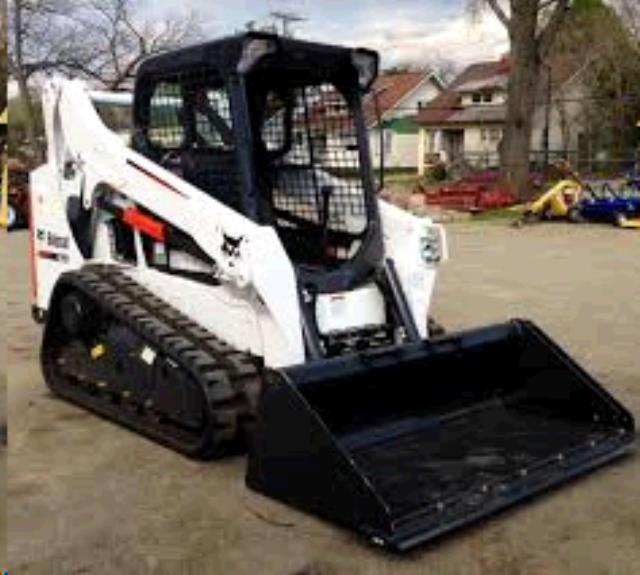 Where to find BOBCAT T590 TRACK SKID STEER  PC in Dallas