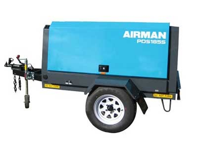 Air compressor rentals in the DFW Metro Area