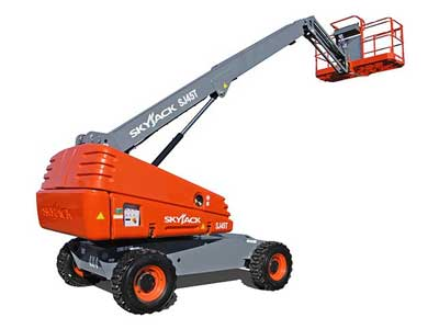 Lift rentals in the DFW Metro Area